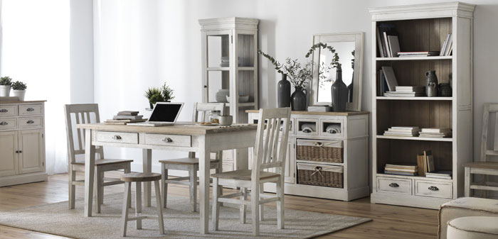 Muebles n rdicos mueble industrial y envejecido vintage for Muebles nordicos
