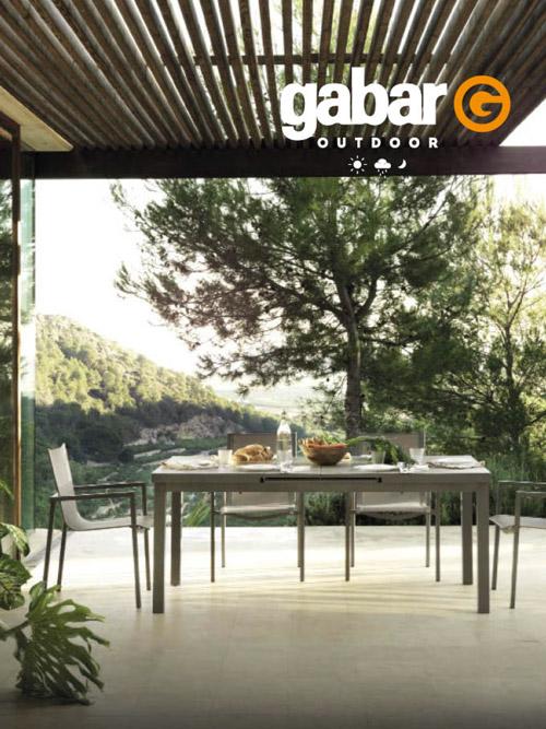 Catálogo terraza industrial Gabar