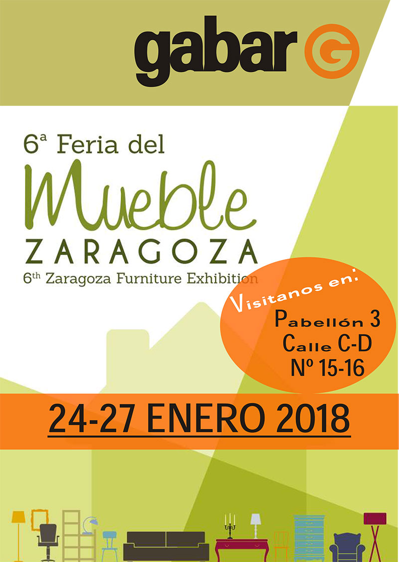 Feria del mueble de zaragoza 2018 muebles nordicos y for Feria del mueble zaragoza
