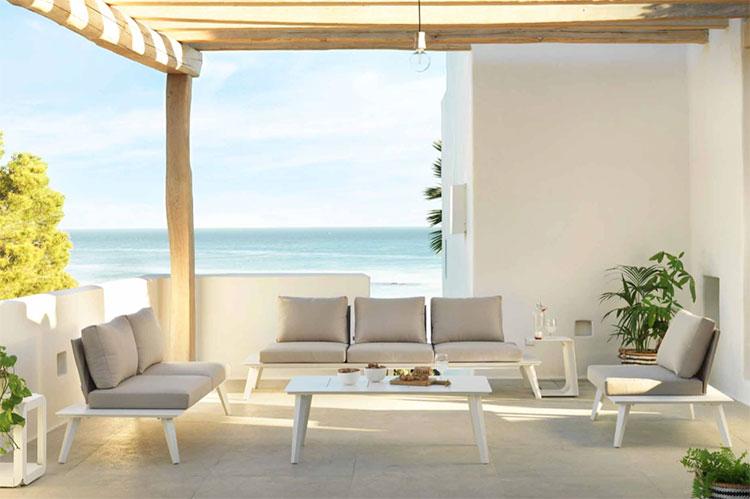 Muebles terraza y jardín