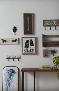 Accesorios decoración paredes