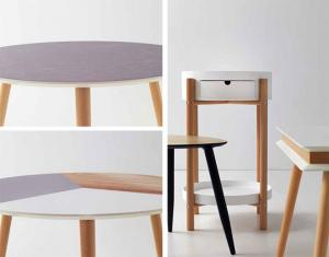 Mesas, sillas y taburetes estilo nórdico