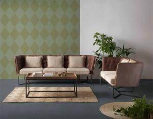 Mueble industrial, sofas y sillones